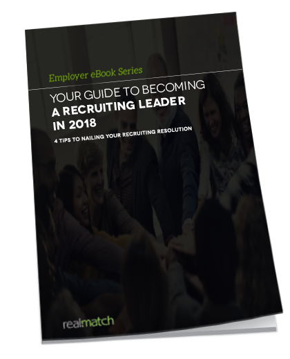 Your Guide to Becoming a Recruiting Leader in 2018